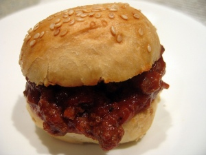 "Photo Credit: ""Tiny Sloppy Joe"", © 2010 manda_wong, Flickr 